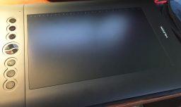 Huion H610 Pro Pen Tablet