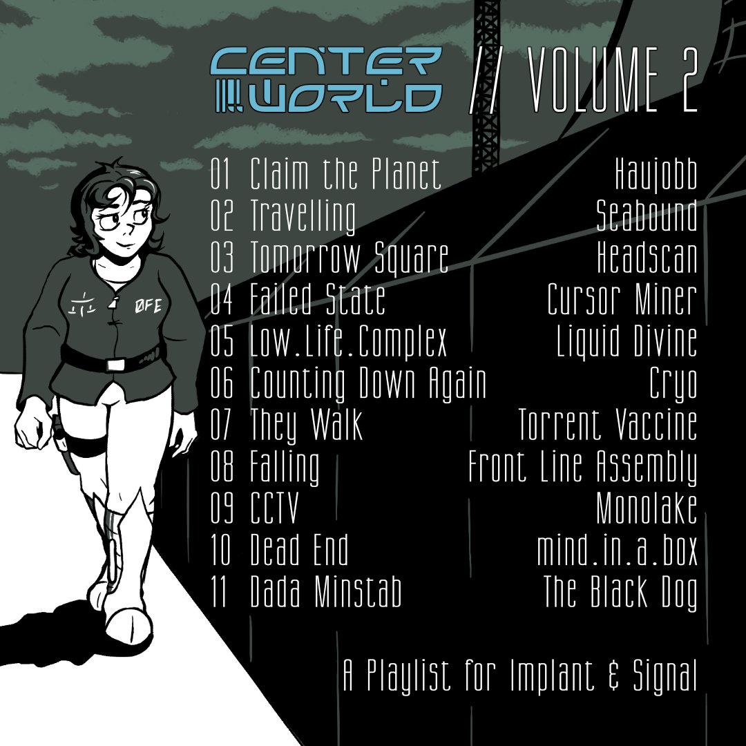 Mixtape Volume 2 Track List