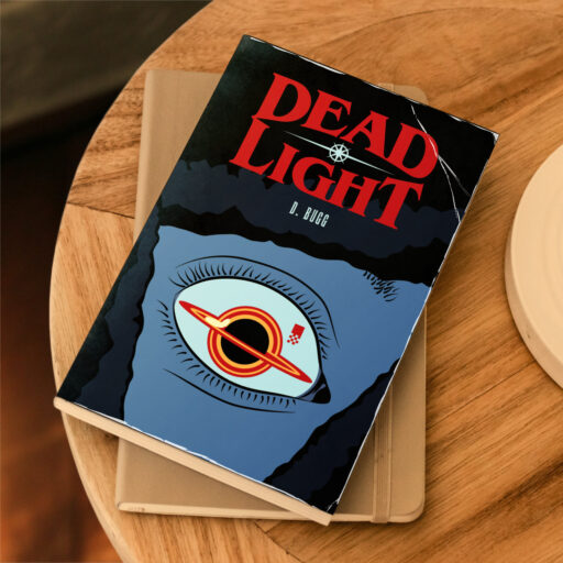 Dead Light Paperback Cover